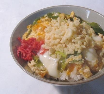 玉子丼0320.JPG